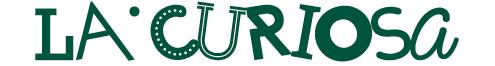 Logotipo La Curiosa